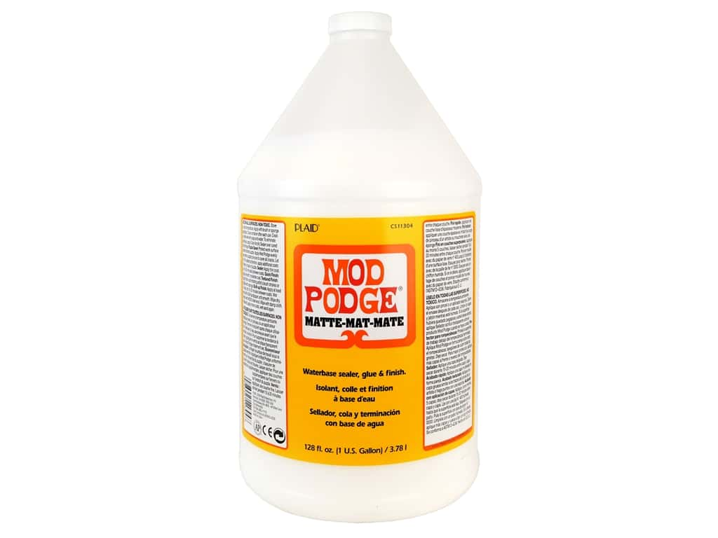 Plaid Mod Podge 1 Gallon Matte