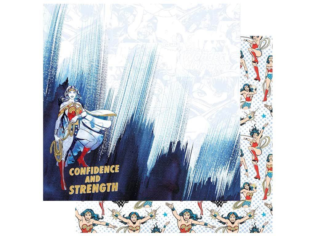 Paper House Paper 12 x 12 in. Confidence & Strength (15 pieces)