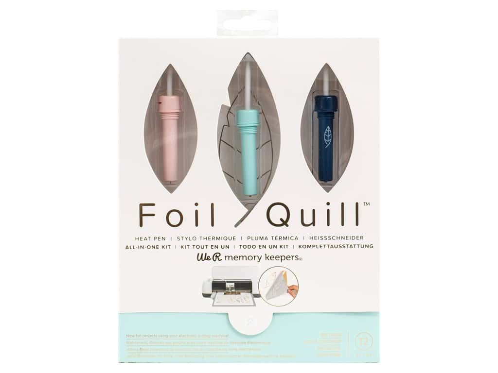 We R Memory Keepers Foil Quill All in One Kit