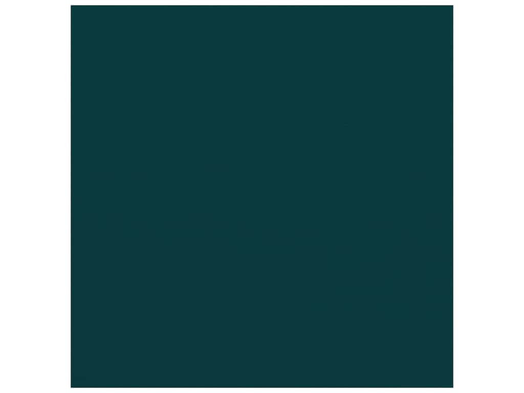 Bazzill Cardstock 12 x 12 in. Orange Peel Mysterious Teal (25 sheets)