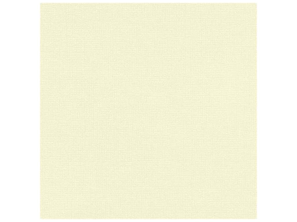 Bazzill Cardstock 12 x 12 in. Bling String of Pearls (25 sheets)