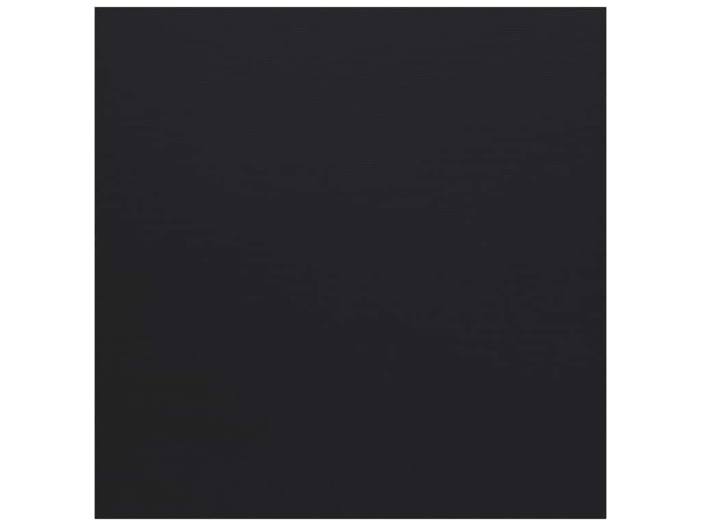 Bazzill Cardstock 12 x 12 in. Canvas Raven (25 sheets)