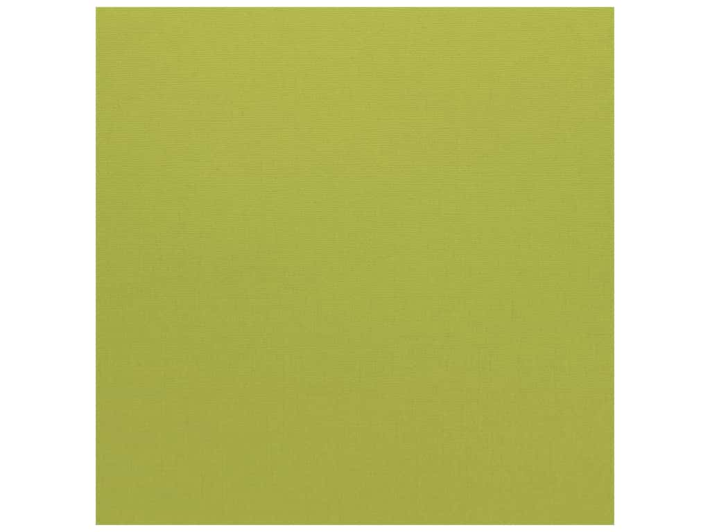 Bazzill Cardstock 12 x 12 in. Canvas Parakeet (25 sheets)