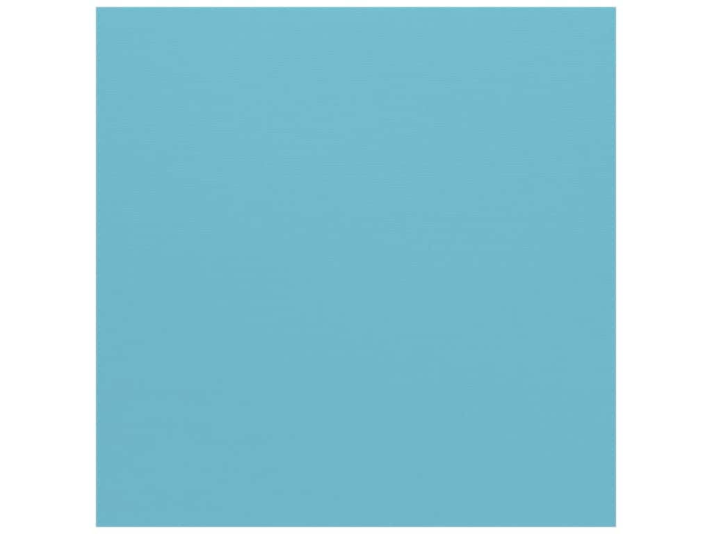 Bazzill Cardstock 12 x 12 in. Mono Ocean (25 pieces)