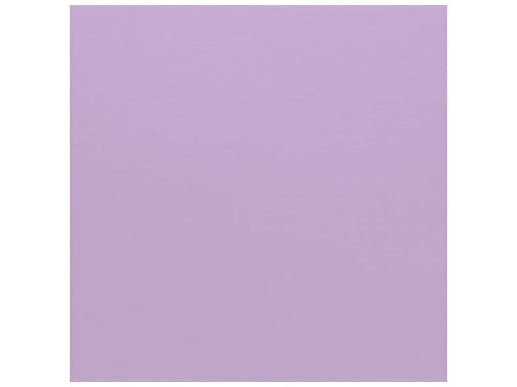Bazzill Cardstock 12 x 12 in. Canvas Heather (25 sheets)