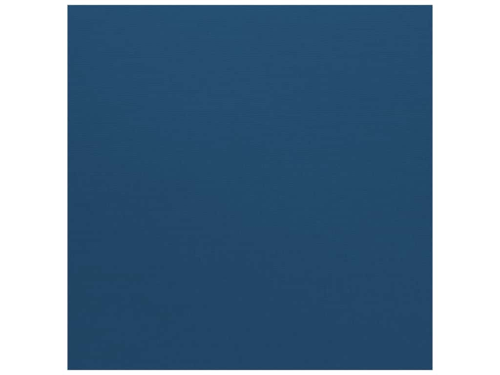 Bazzill Cardstock 12 x 12 in. Canvas Arctic (25 sheets)