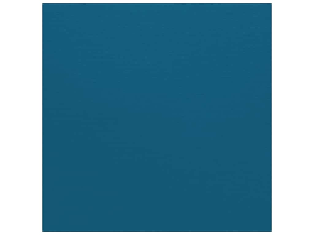 Bazzill Cardstock 12 x 12 in. Canvas Bazzill Blue (25 sheets)