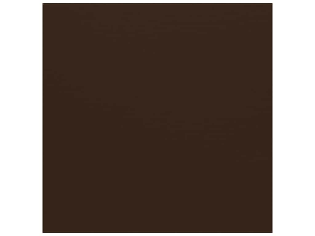 Bazzill Cardstock 12 x 12 in. Canvas Java (25 sheets)