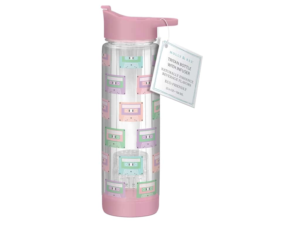 Molly & Rex Hydration Bottle Cassettes 23.6 oz