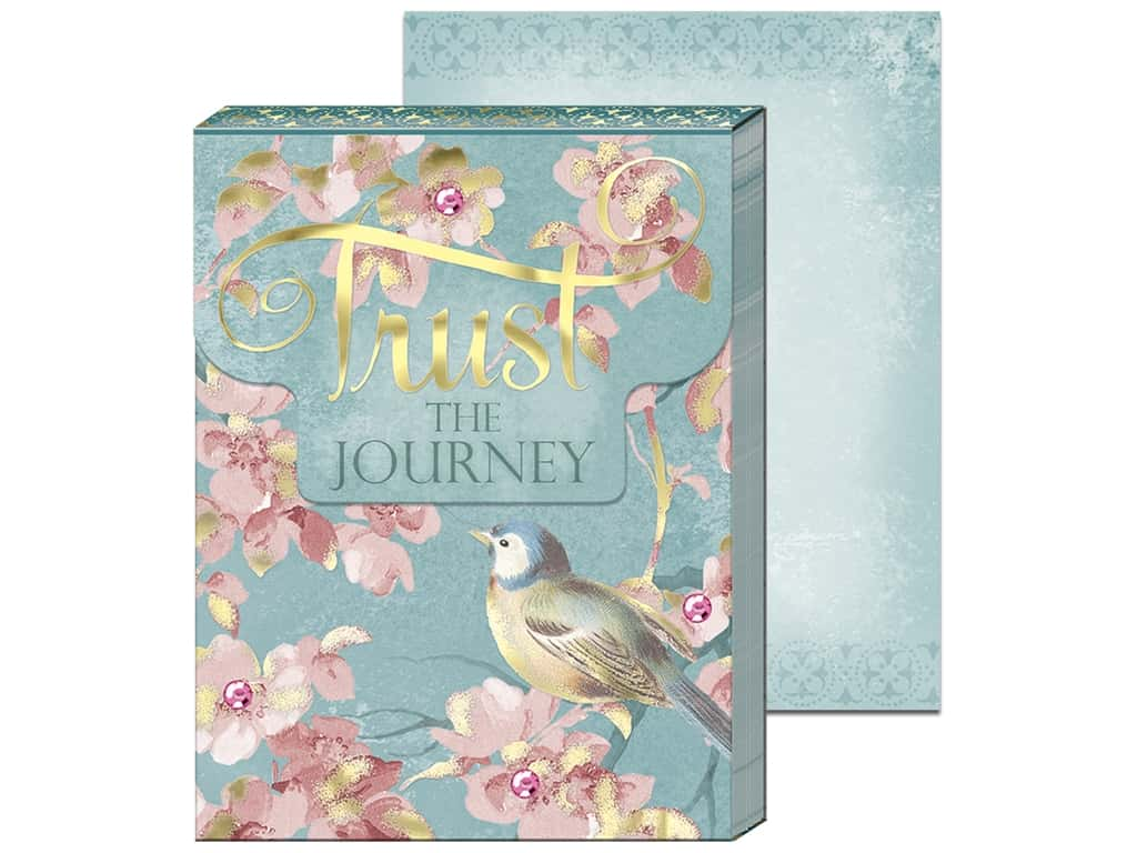 Punch Studio Note Pad Pocket Trust