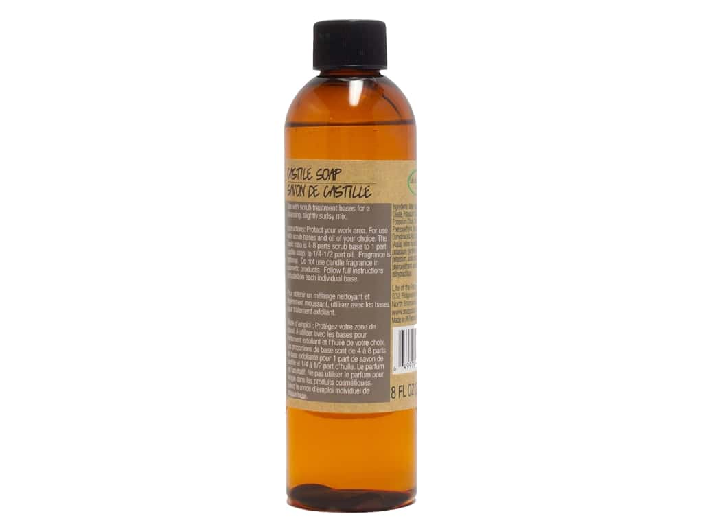 Life Of The Party Castile Soap 8 oz.