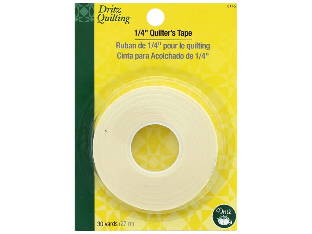 Dritz Tape .25 in. x 30 yd