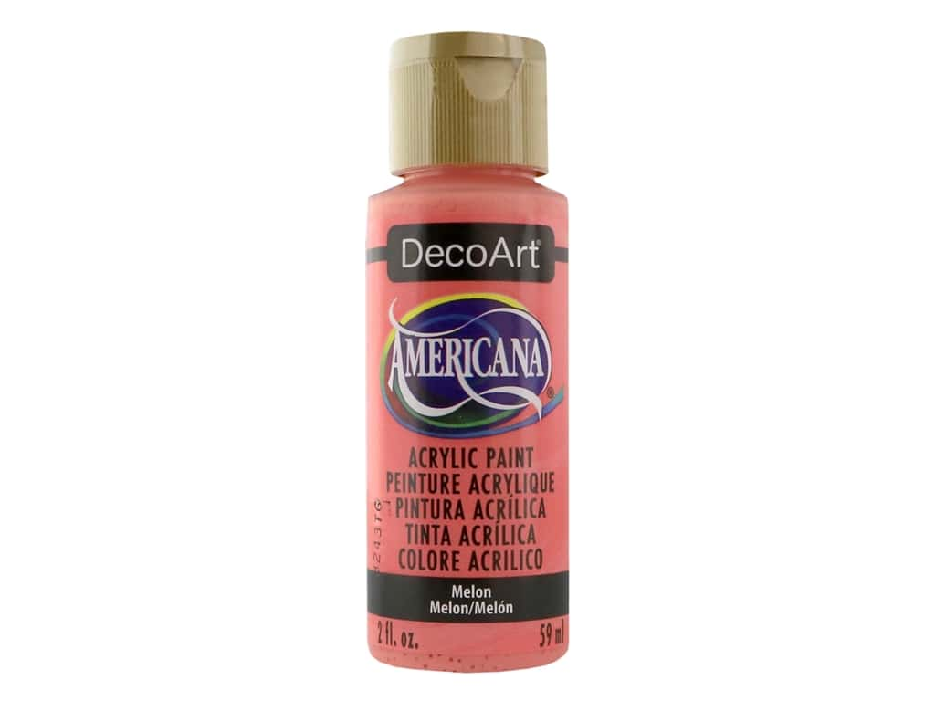 DecoArt Americana Acrylic Paint 2 oz. #251 Melon