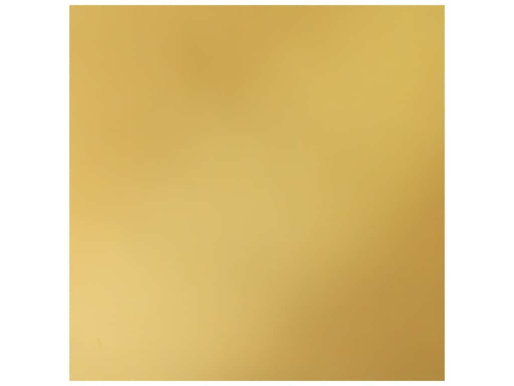 Bazzill Cardstock 12 in. x 12 in. Foil Gold (15 pieces)