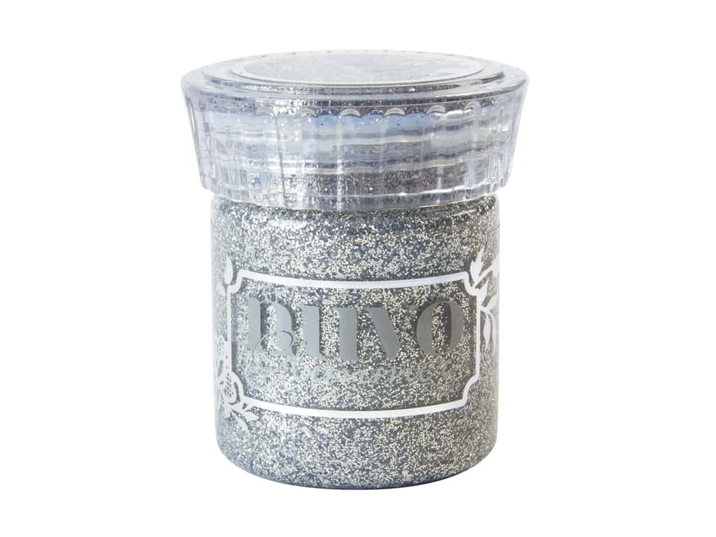 Nuvo Glimmer Paste 1.7 oz. Silver Gem