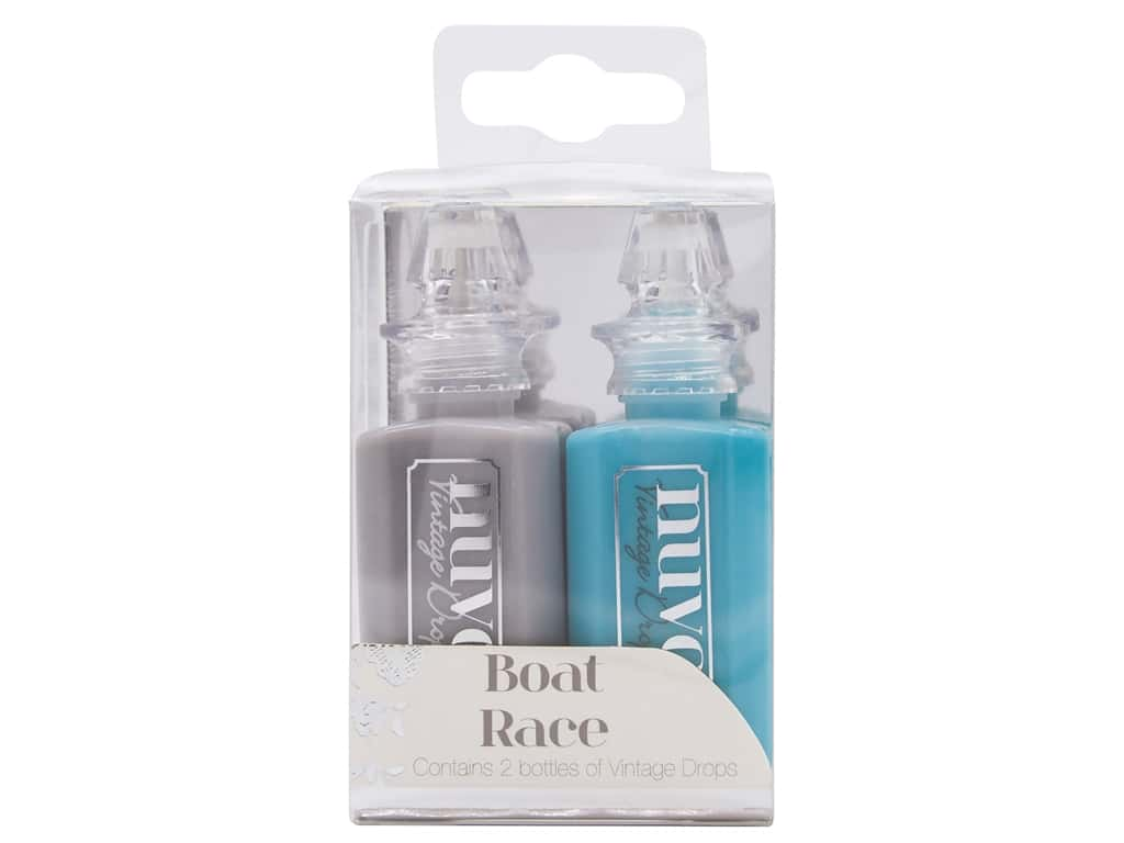 Nuvo Vintage Drops 2 pc. Boat Race
