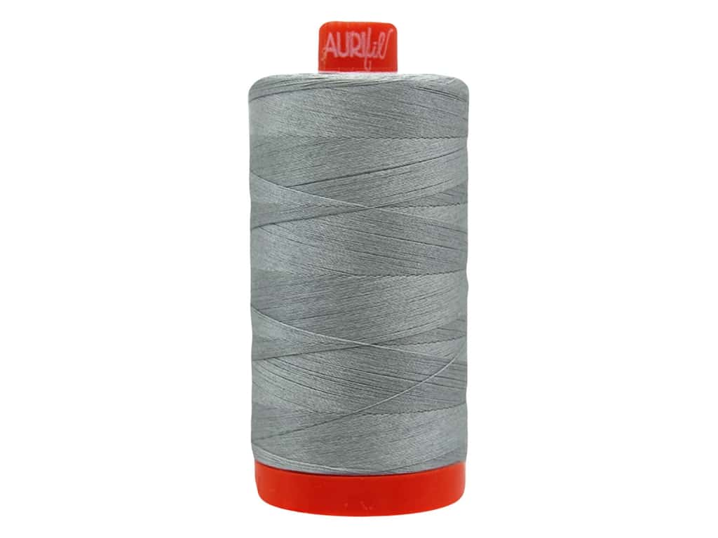 Aurifil Thread Cotton Mako 50 wt 1300 M Arctic Ice