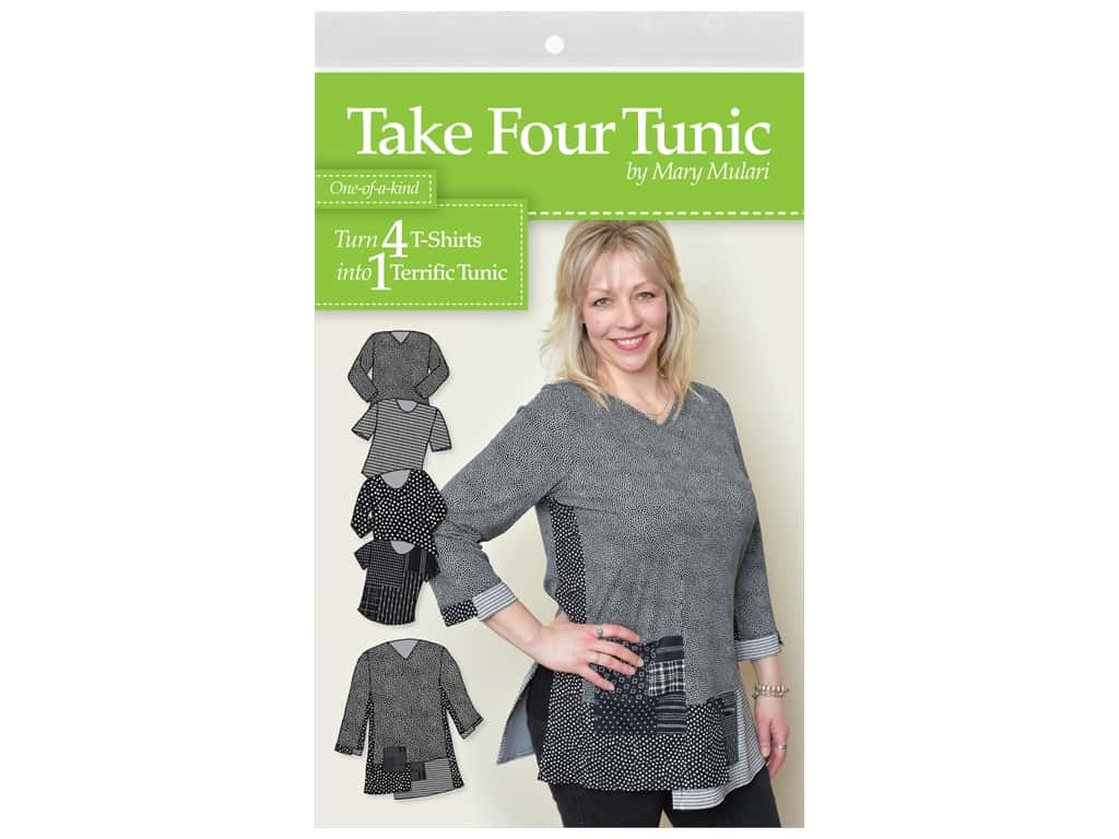 Mary Mulari Take Four Tunic Pattern