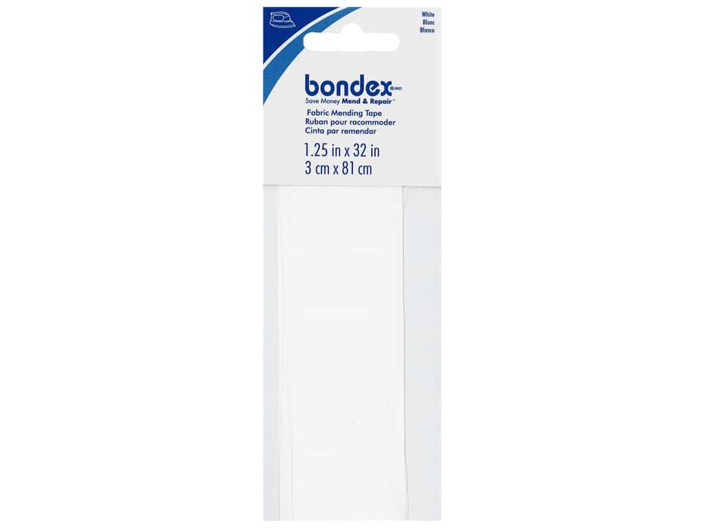 Bondex Iron On Tape 1 1/4 x 32 in. White