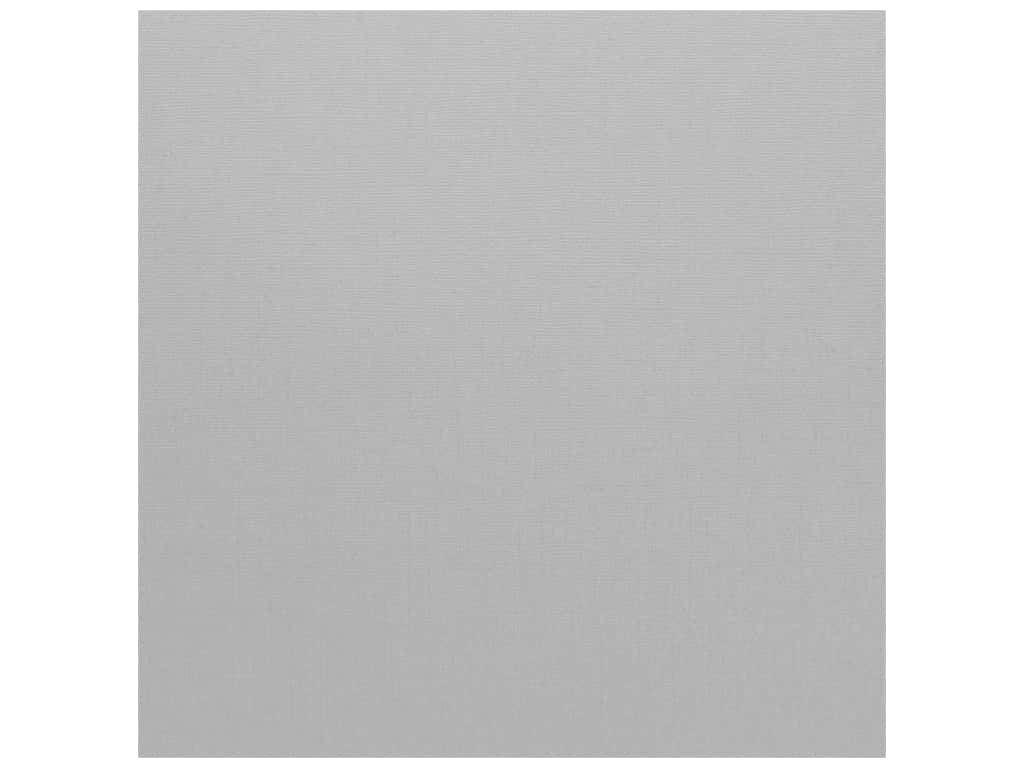 Coredinations Cardstock 12 x 12 in. Core Ess Stormy Gray (20 sheets)