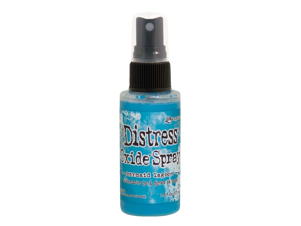 Ranger Tim Holtz Distress Oxide Spray 1.9 oz. Mermaid Lagoon