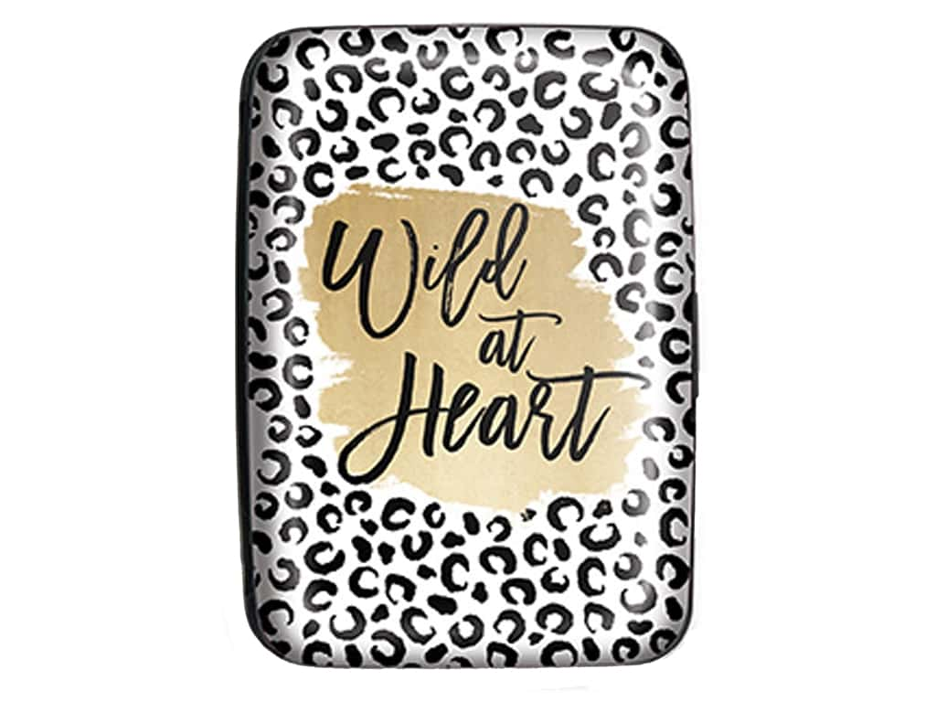 Lady Jayne Credit Card Case Wild At Heart