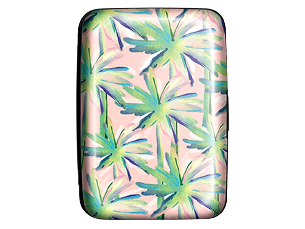 Lady Jayne Credit Card Case Palms