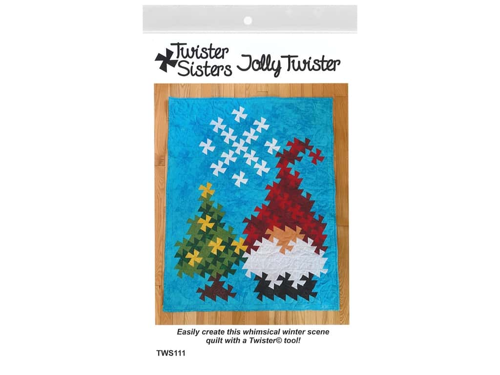 Twister Sisters Jolly Twister Pattern