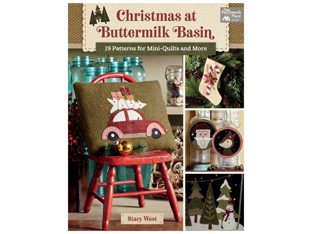 That Patchwork Place Christmas At Buttermilk Basin Book