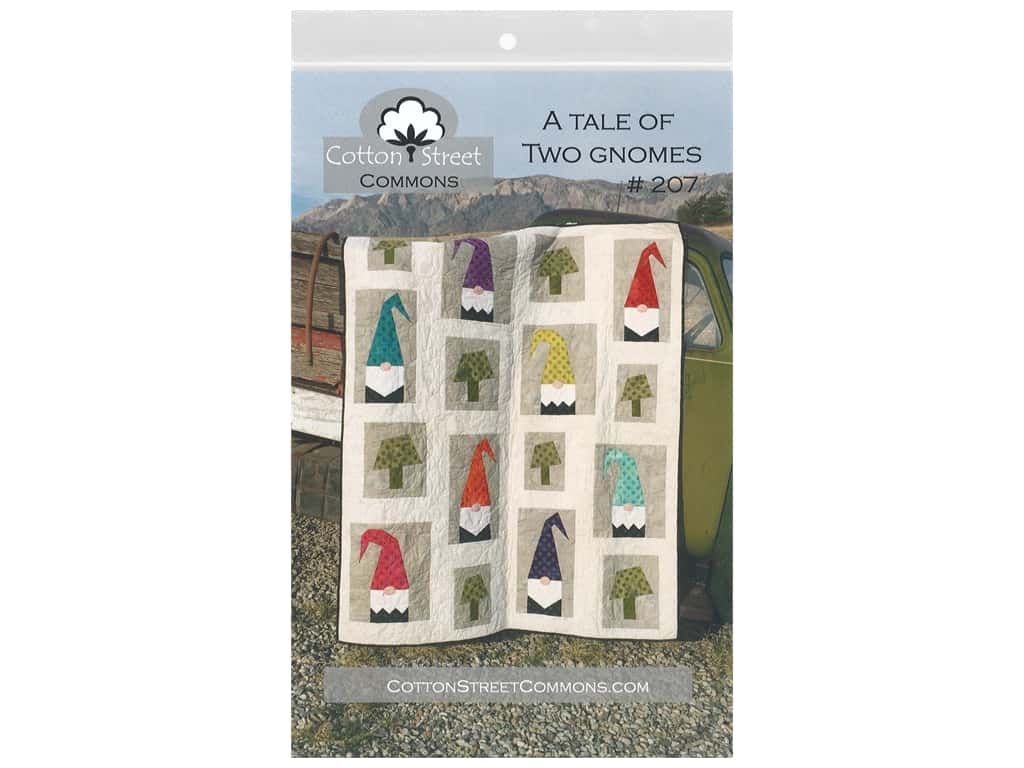 Cotton Street Commons A Tale of Two Gnomes Pattern