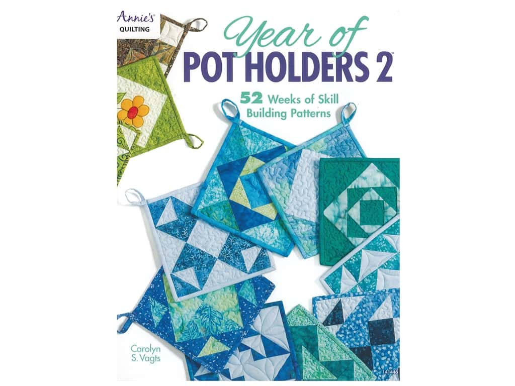 Pot Holders 2 Book