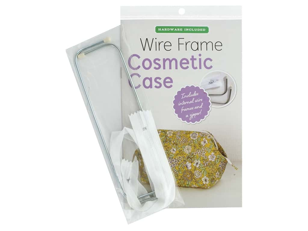 Zakka Workshop Kit Wire Frame Cosmetic Case