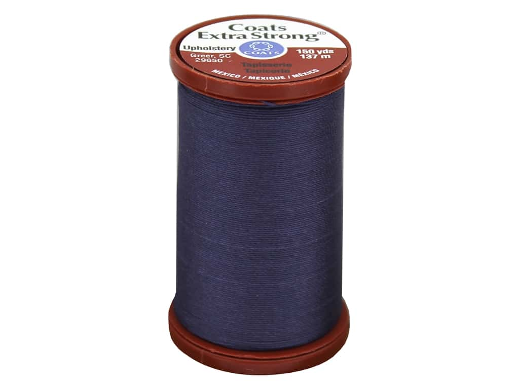 Coats Extra Strong Upholstery Nylon Thread 150 yd. Purple