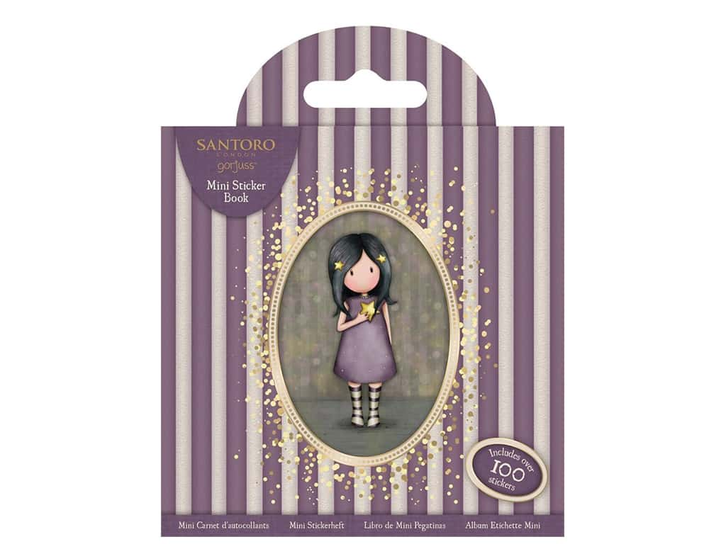 Docrafts Santoro Gorjuss Mini Sticker Book