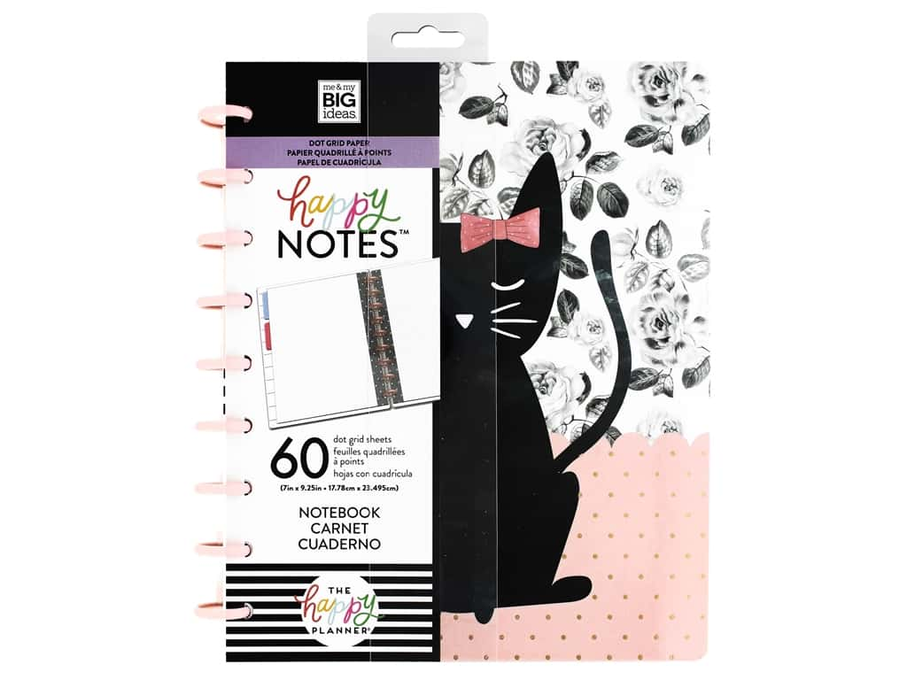 Me&My Big Ideas Happy Planner Planner Notebook Classic Dot Grid One Of A Kind