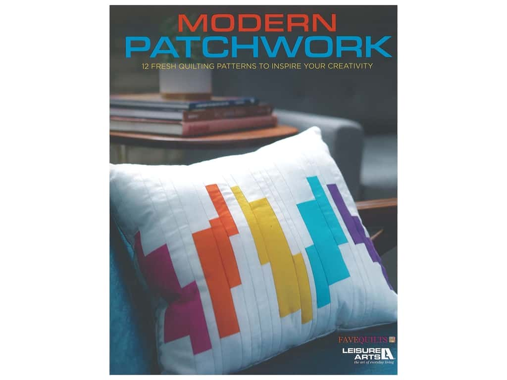 Leisure Arts Modern Patchwork Book