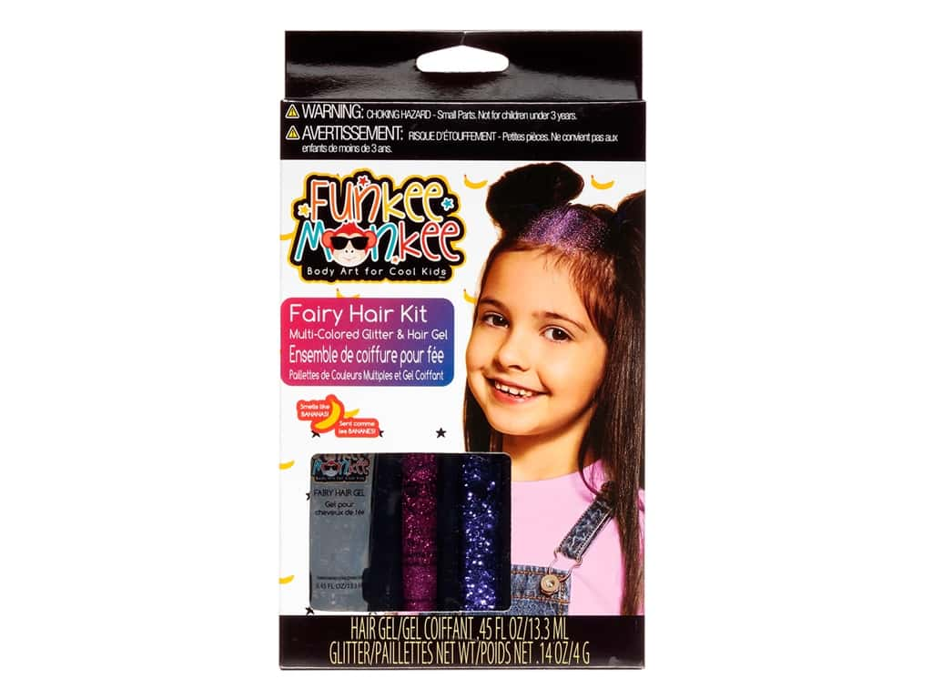 Funkee Munkee Kit Fairy Hair