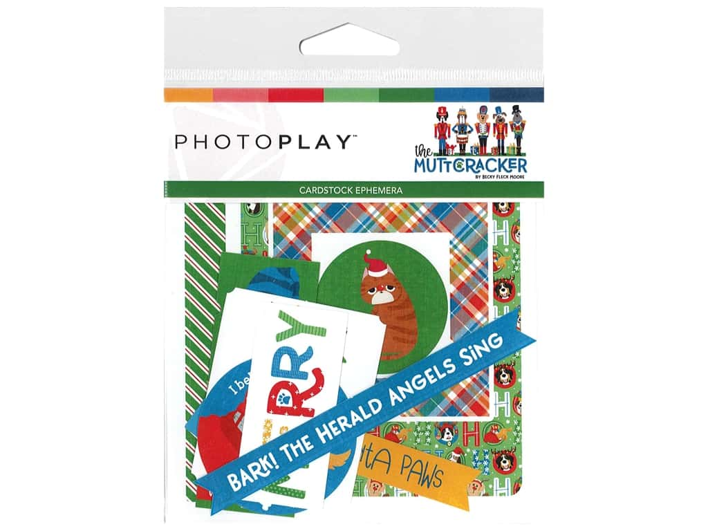 Photo Play Collection Muttcracker Ephemera
