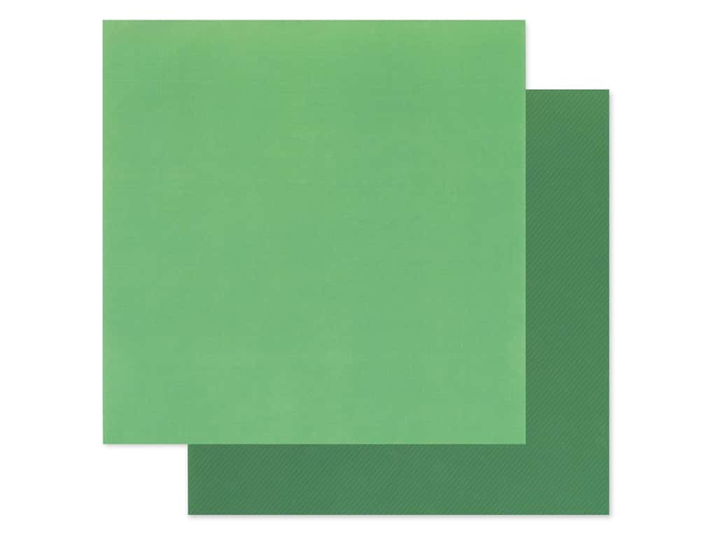Photo Play 12 x 12 in. Paper Muttcracker Green (25 pieces)