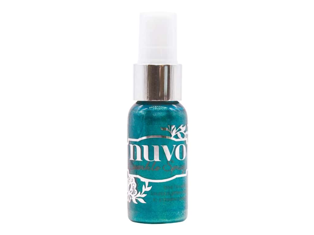 Nuvo Sparkle Spray 1 oz Marine Mist