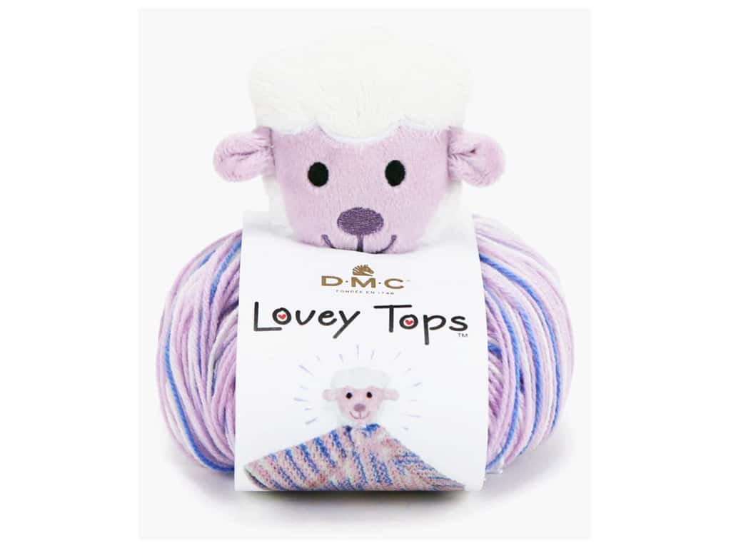 DMC Yarn Kit Lovey Tops Lamb