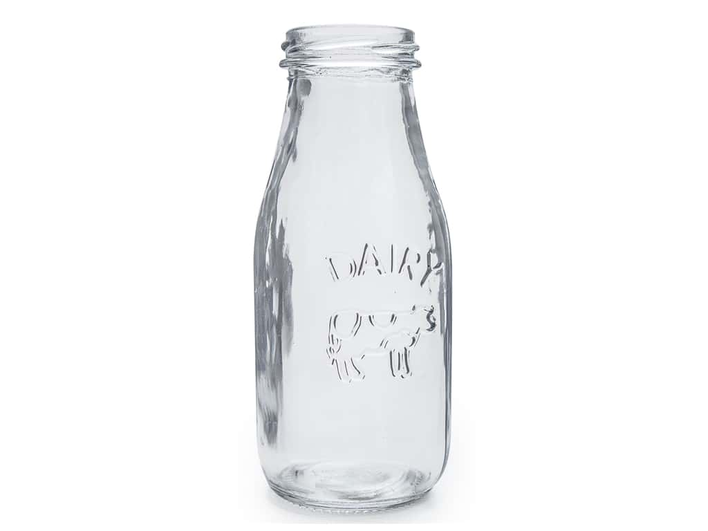Leisure Arts Milk Bottles 1 pc.