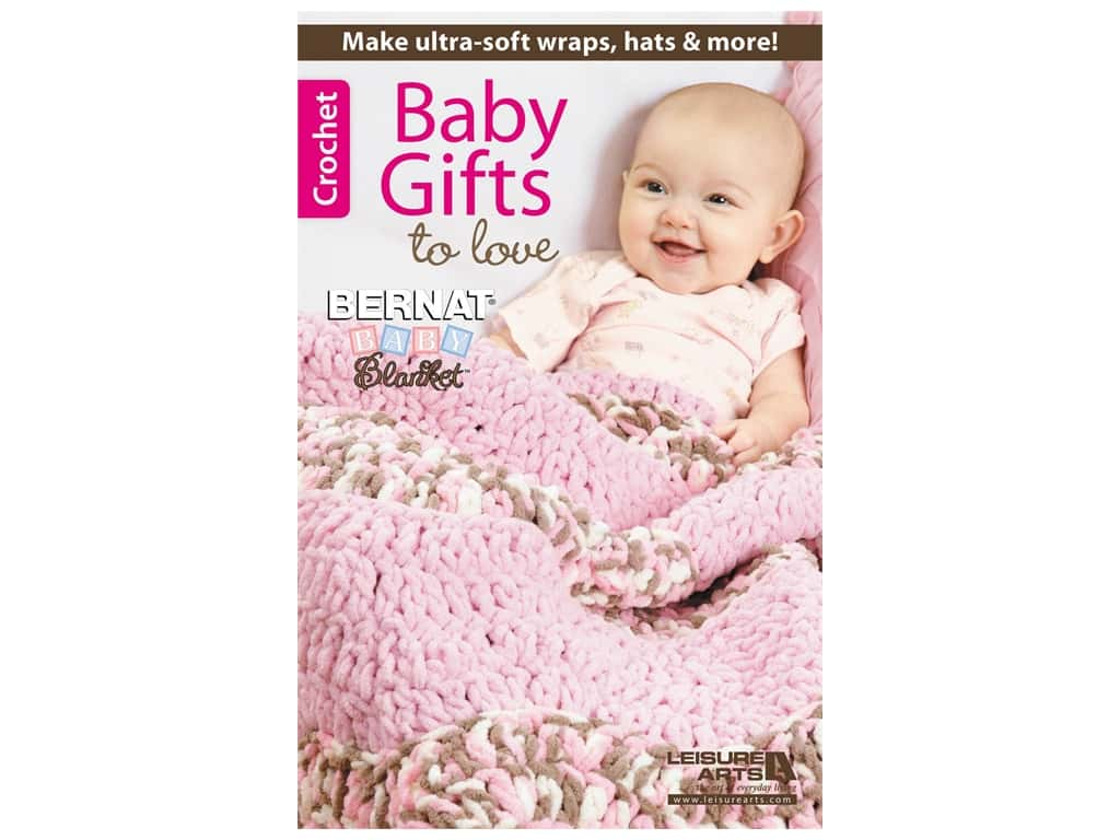 Baby Gifts to Love Crochet Book