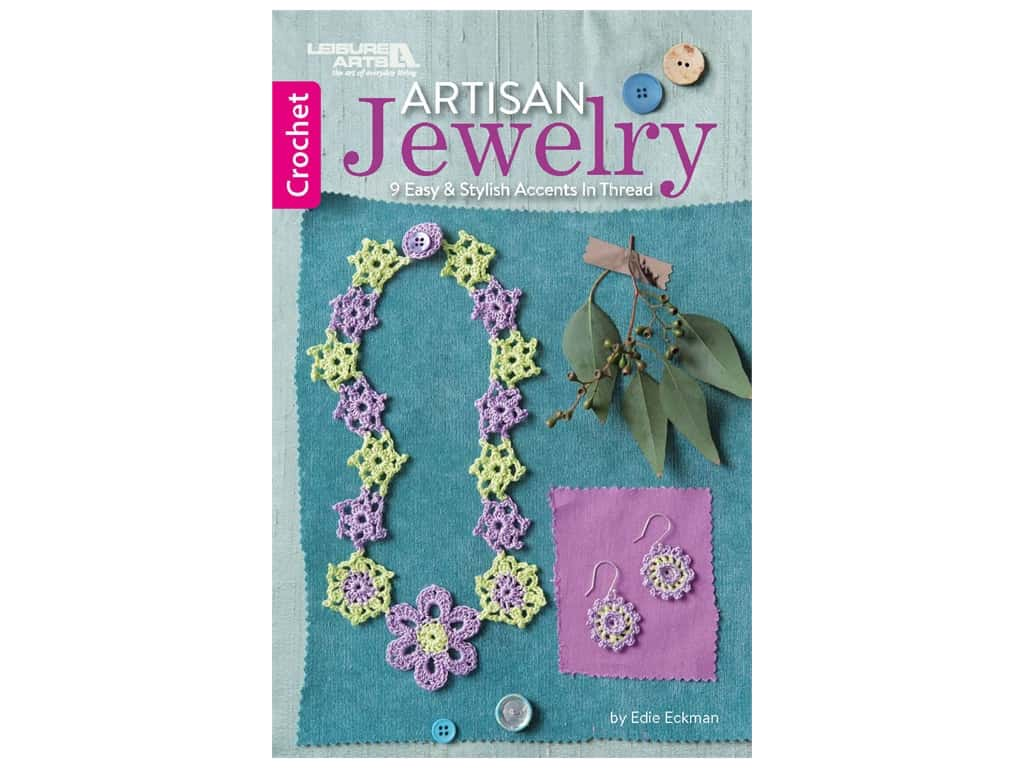 Artisan Jewelry Crochet Book