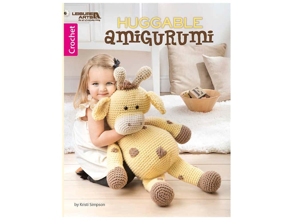 Huggable Amigurumi Crochet Book