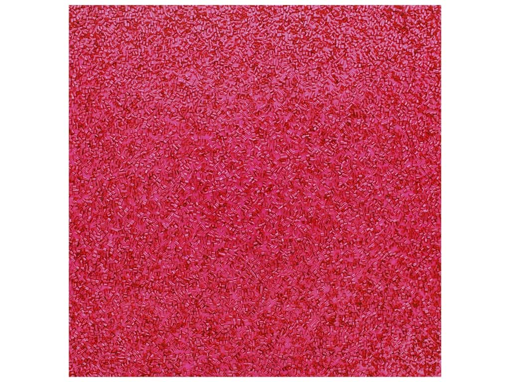 American Crafts 12 x 12 in. Tube Confetti Specialty Paper Taffy (10 pieces)