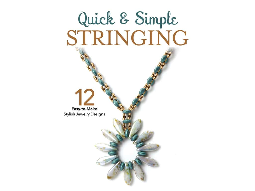 Leisure Arts Quick Simple Stringing Book