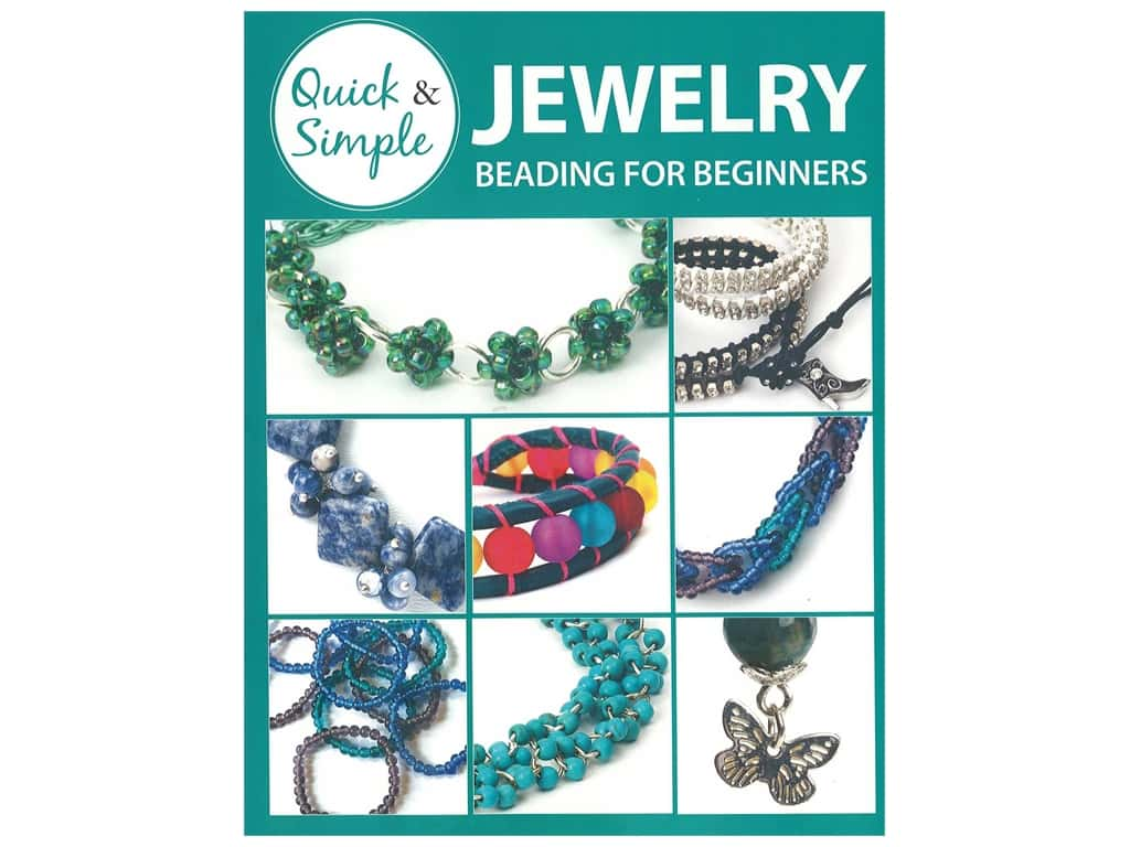 Leisure Arts Quick Simple Jewelry Beading Book
