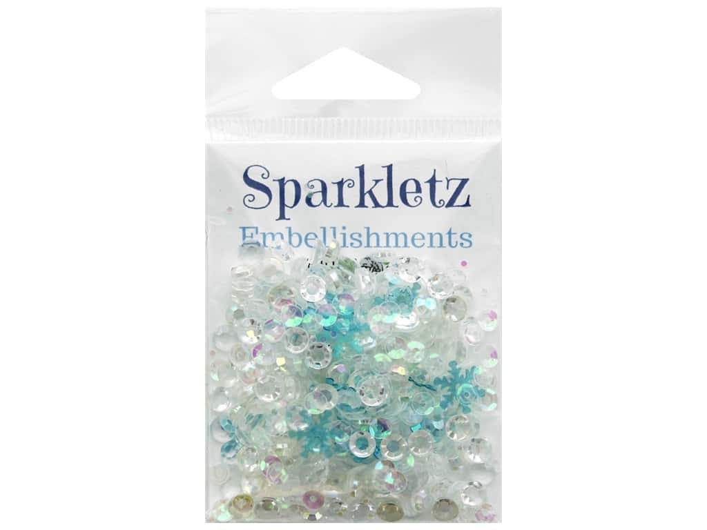 Buttons Galore Embellishments Sparkletz Embellishments Icicles