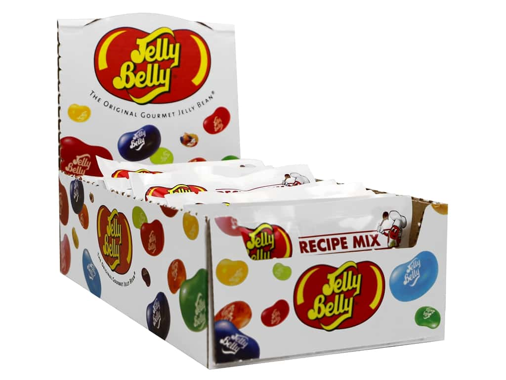 Jelly Belly Jelly Beans POP 1oz Recipe Mix (30 pieces)